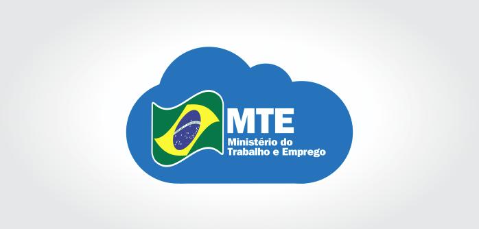 MTE MINISTÉRIO DO TRABALHO  EMPREGO